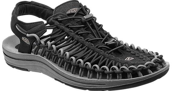 Keen M's Uneek Shoes Black Gargoyle